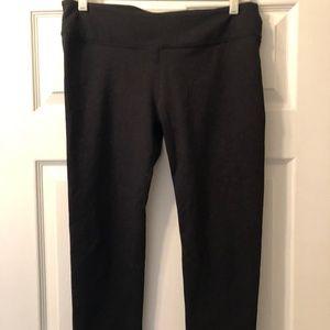 Fabletics 7/8 black leggings